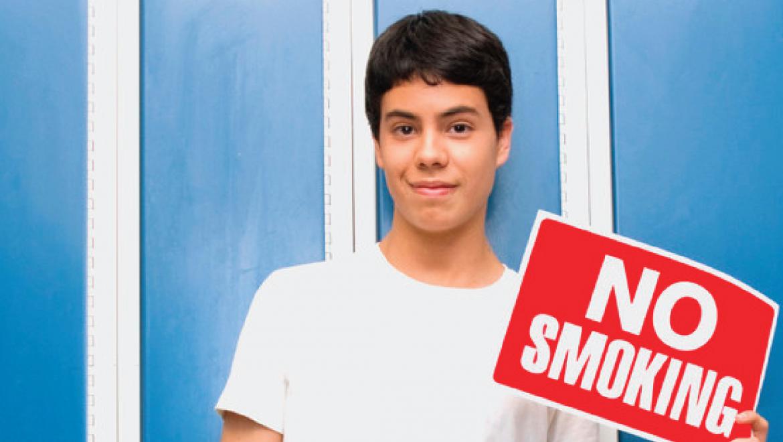 Let's Make 'No Smoking,' Cool