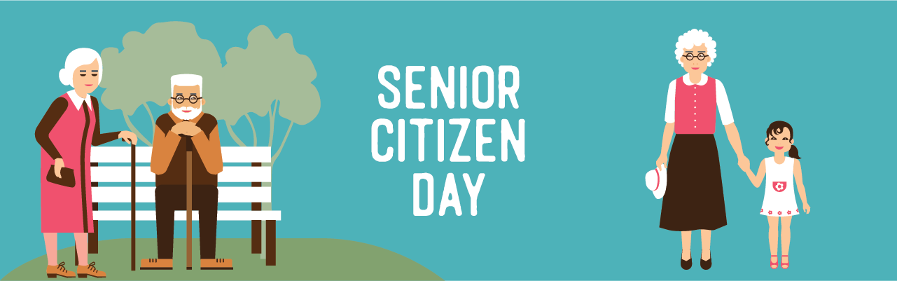 Senior Citizen Week – August 21, 2019 Make it a Grand Relationship