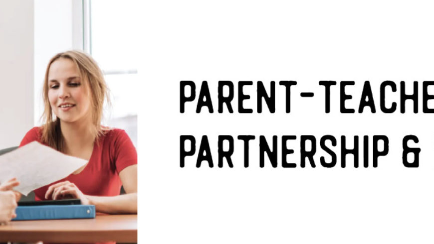Parent-Teacher Partnership & Nudging