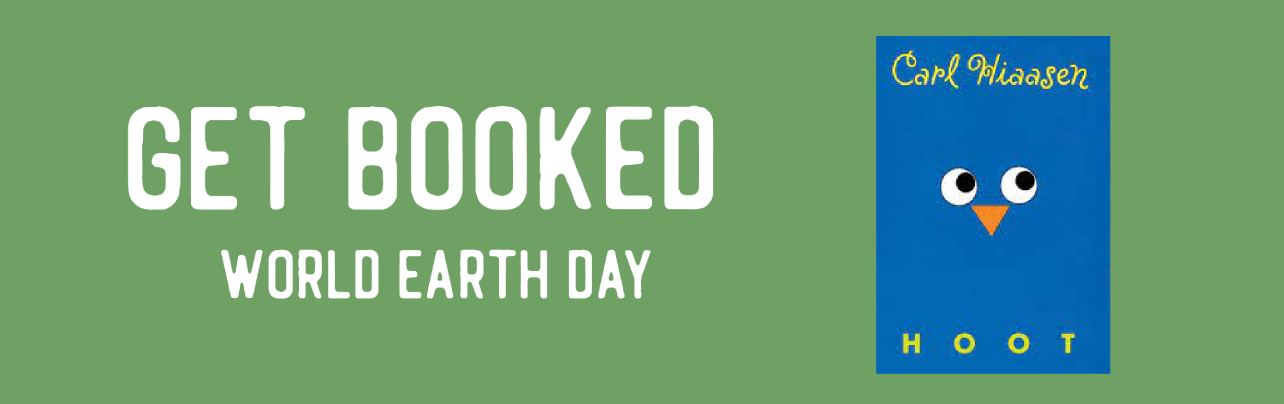 Get Booked –World Earth Day